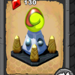 DragonVale Sprout Dragon egg