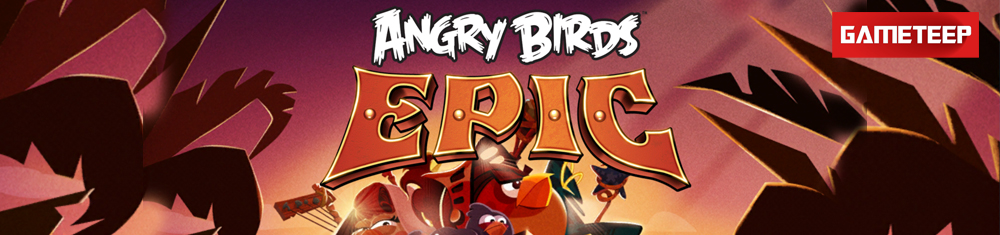 Angry Birds Epic Banner