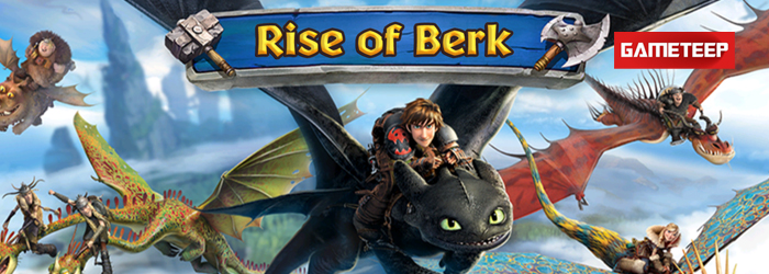Dragons Rise of Berk Review Screen