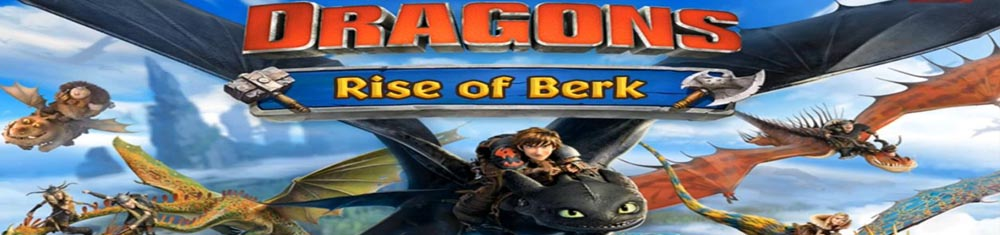 how to train your dragon rise of berk