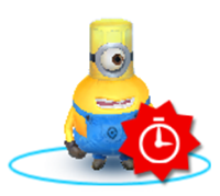 Despicable Me Minion Rush - Jelly Jar Costume Icon