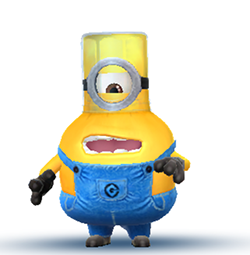 Despicable Me Minion Rush - Jelly Jar Costume