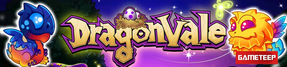 DragonVale Dusk And Dawn Dragon Banner