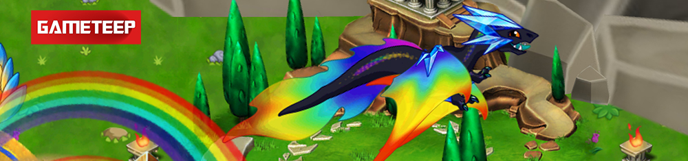 DragonVale - Prism Dragon Banner