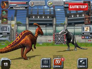 Jurassic Park Builder - New Dinosaur Texture 2