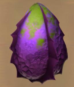 Dragons Rise of Berk - Gruff egg