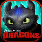 Dragons Rise of Berk - Titan Dragon Update icon