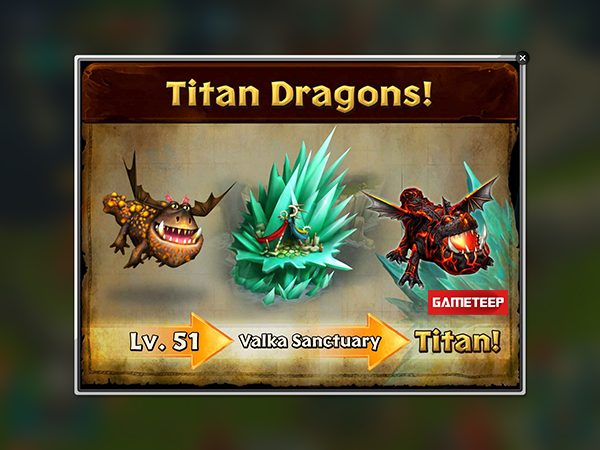 Dragons Rise of Berk - Titan Toothless Dragon, 12 New Dragons Update