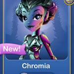 Mermaid World: Chromia Mermaid