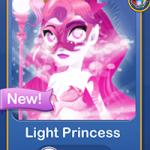 Mermaid World: Light Princess Mermaid