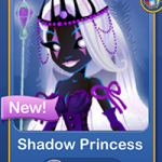 Mermaid World: Shadow Princess Mermaid