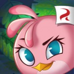 Rovio Entertainment releases pink Angry Birds Stella!