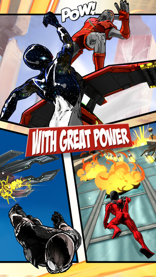Spider-Man Unlimited Screenshot 3