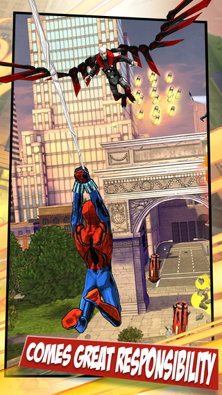 Spider-Man Unlimited Screenshot 5