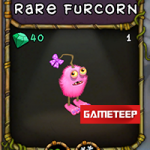 My Singing Monsters: Rare Furcorn Monster