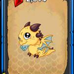 DragonVale: Bicentennial Dragon
