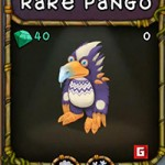 My Singing Monsters: Rare Pango Monster