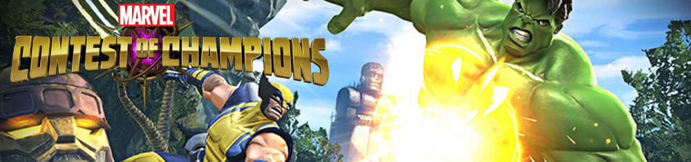 Marvel Contest of Champions Banner