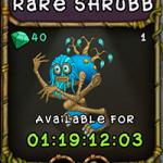 My Singing Monsters: Rare Shrubb Monster