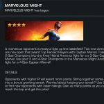 Marvel: Contest of Champions - Captain Marvel / Ms. Marvel Now Available!