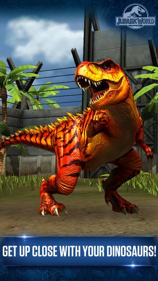 Jurassic World - The Game  screen322x572