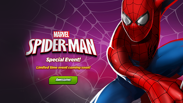 Marvel Avengers Academy - Spider-Man Special Event Coming Soon