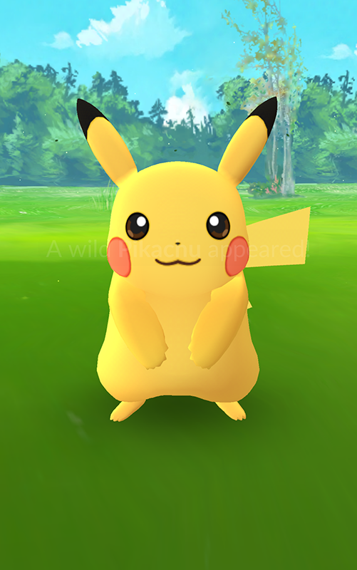 Pokemon Go How To Get Pikachu Free