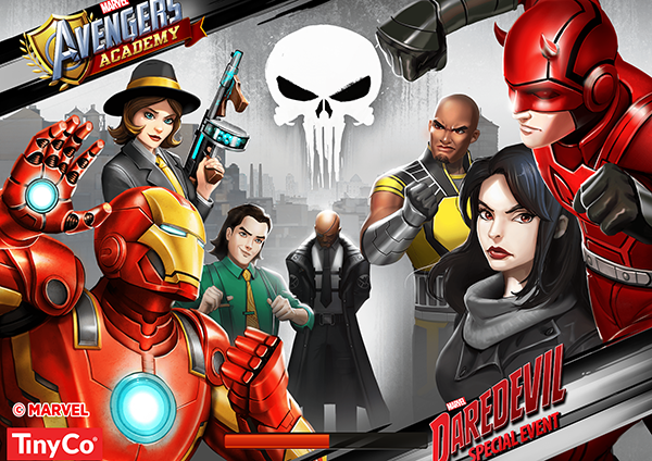 Marvel Avengers Academy Adds Daredevil Special Event 1