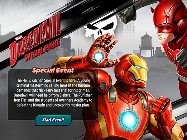 Marvel Avengers Academy Adds Daredevil Special Event 2