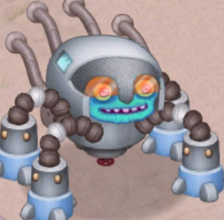 My Singing Monsters: Rare Reebro Monster