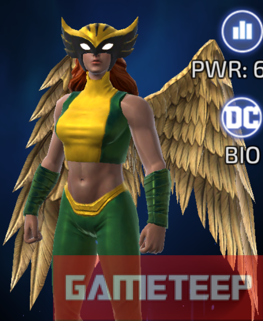 Hawkgirl: Hawkgirl (Champion Of Thanagar)