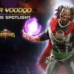 Doctor Voodoo added into Marvel Contest of Champions