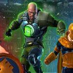 12 Days of Christmas Specials for DC Legends