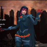 Rebirth Raven in Injustice Gods Among Us