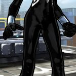 New Black Suit Spider-Girl in Spider-Man Unlimited