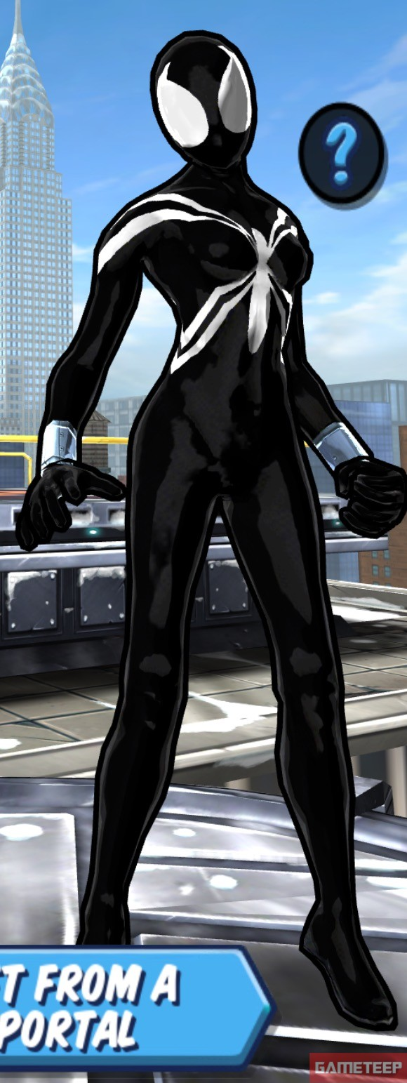 New Black Suit ...