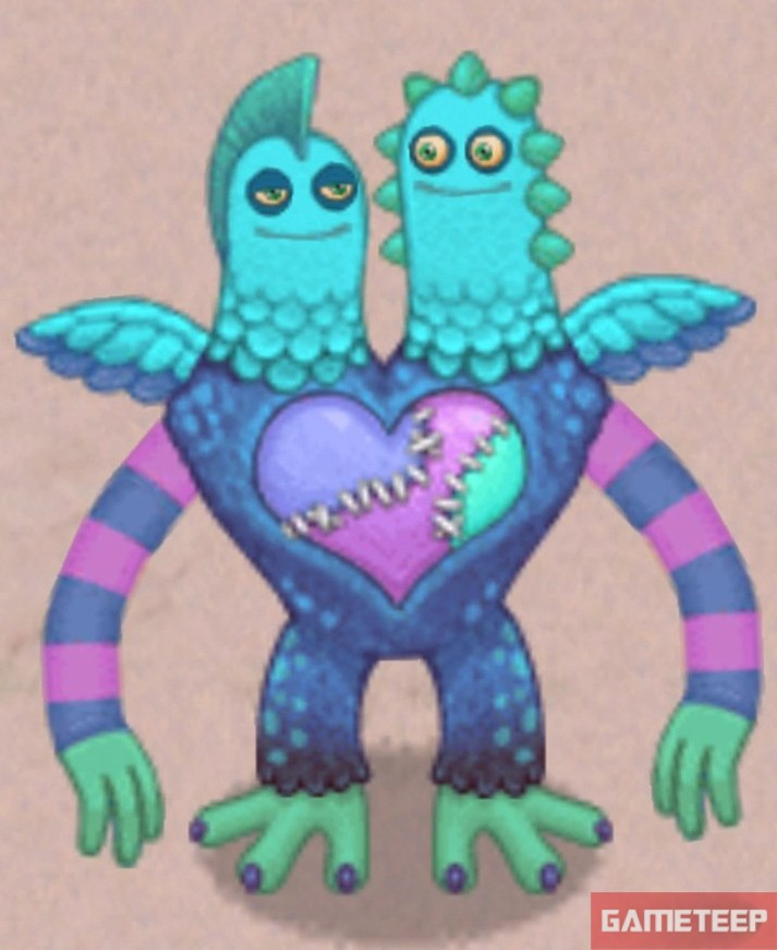 My Singing Monsters: Rare Schmoochle Monster