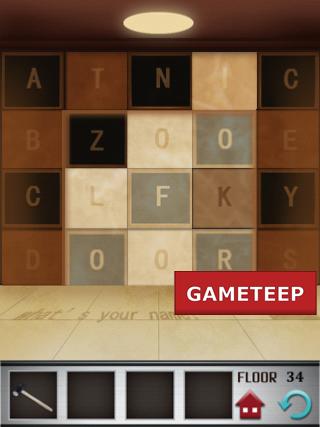 100 Floors Level 34 Gameteep